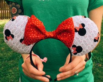 Classic Minnie Icon Ears