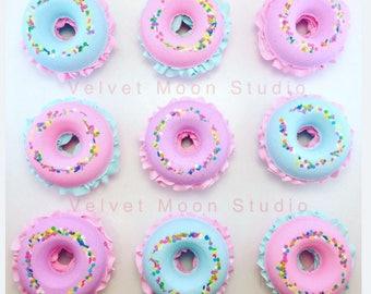 Bath Bomb - Donut Bath Bomb - Birthday Gift - Bath Bombs for Kids - Birthday Present - Happy Birthday - Donut Gift - Donut Party - Kawaii