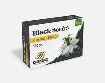 Black Seed - Herbal Soap - 3.5oz Bar