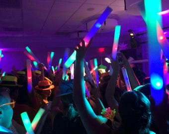 Glow In The Dark Party, Party Promotional Sticks, Glow Stick Send Off,  Dark Glow, Glow In Dark, Glow In The Dark Party Supplies, Glow Party