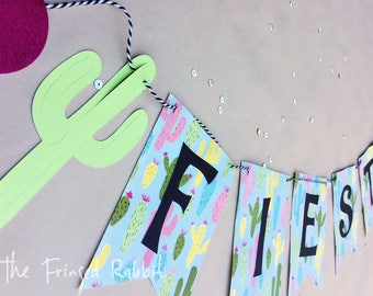 Fiesta Paper Banner