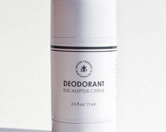 Men's Gel Stick Deodorant - Natural Deodorant - Aluminum Free Deodorant - Gel Deodorant - Vegan Deodorant - Bath And Beauty - Personal Care