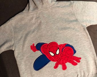 Spiderman Hoodie w/ Custom Options