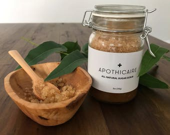 Apothicaire All-Natural Sugar Scrub