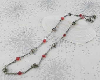 Art Deco Style Necklace