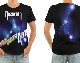 NAZARETH razamanaz shirt all sizes