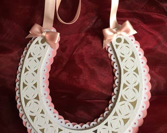 Handcrafted Wedding Horseshoe