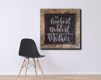 Custom Chalkboard Art