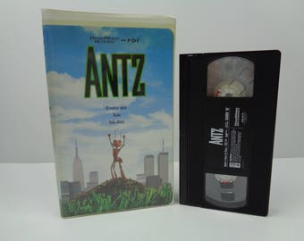 Antz VHS Tape