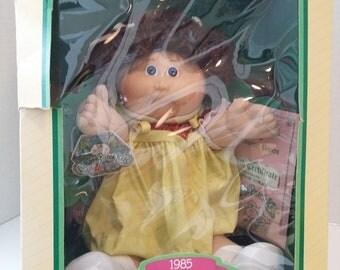 1985 Cabbage Patch Kid NIB