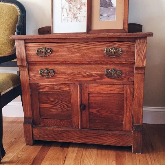 Antique Oak Cabinet antique oak dry sink antique oak
