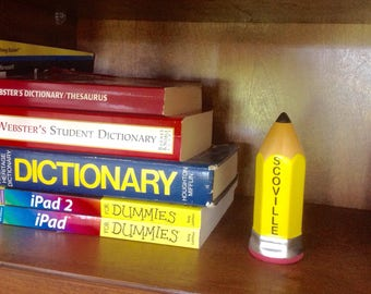 Decorative Teacher Desk Accessory-Pencil