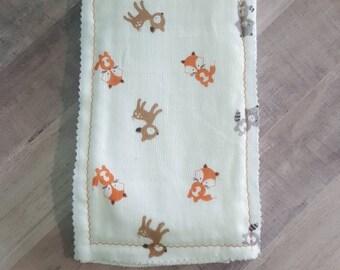 Animal Burp Cloth