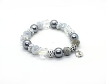 Brain Cancer Gift - Brain Cancer Bracelet - Brain Cancer Jewelry - Brain Tumor Jewelry - Parkinson's Disease - Diabetes Bracelet - Asthma