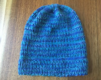 Ribbed Star Hat