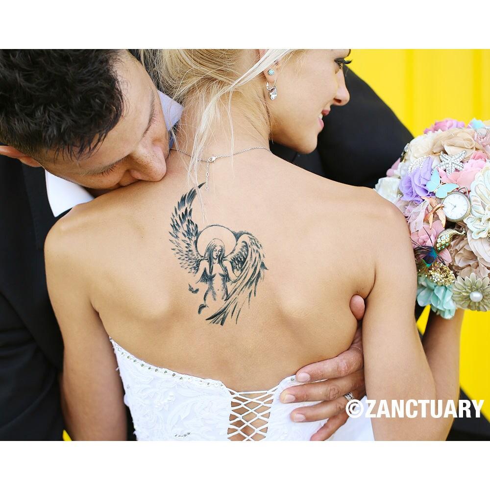 Ailes d ange tatouage galerie tatouage - Tatouage ailes d ange ...
