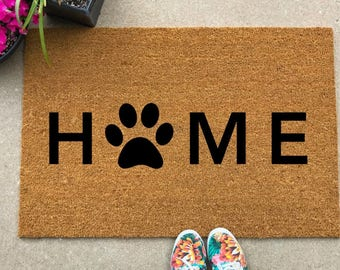 Personalized Outdoor Mat