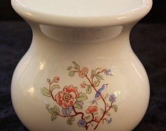 Vintage Hallmark Ceramic Pedestal Candle Holder