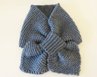 Wool scarf for baby 1/3 months