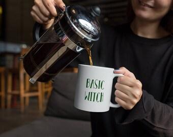 Basic Witch - Fall Mug