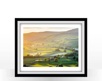 Summer in the Yorkshire Dales - Littondale