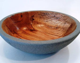 Oak Bowl, #722 (17)-3
