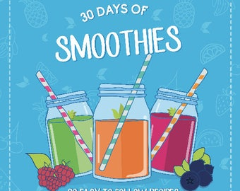 3 eBook Bundle, Smoothies, Lunch Bowls, and Dinner Recipes!