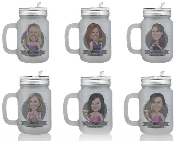 Bachelorette Party Gift Idea Mason Jar Gifts Favors Gag