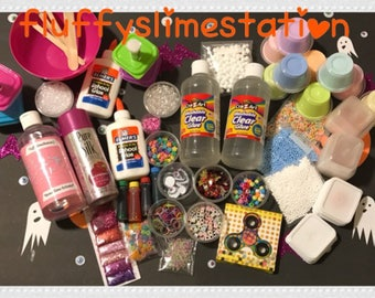 Birthday Party Slime Kit