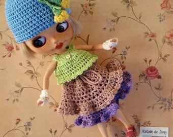 Blythe Crochet Cuffs