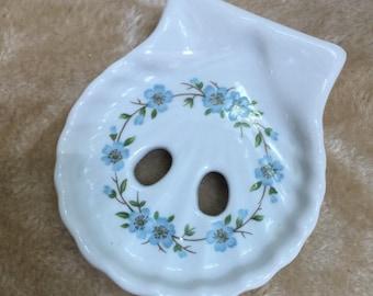 Paris porcelain SOAP dish