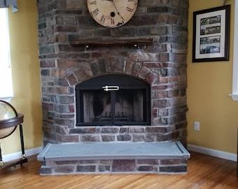 Handmade Wooden Fireplace Mantle