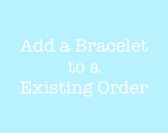 Add a Bracelet - to an existing order, heart charm, add a heart charm,2 heart charms, silver add on charms