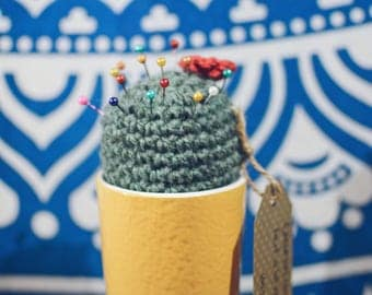 Little crochet cactus