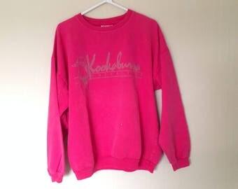 Vintage Semi Neon Kookoburra Sweatshirt