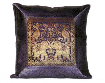 Oriental Pillow Upholstery pillow cover cushion pillow sofa Pillow cover 40 cm x 40 cm