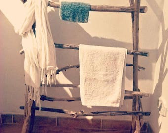 Towel holder Driftwood for your towels