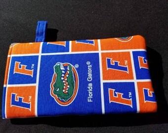 Florida Gators  Eye/Sun Glass case holder