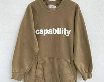20% OFF VINTAGE Doarat Women Sweatshirt Japanese Brand Japan Streetwear Designer Jacket Made in Japan size M on tag