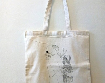 Existential dread~Tote bag