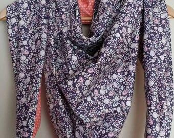 Trendy scarf, size XL women scarf