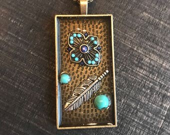 Native American jewelry | pendant jewlry
