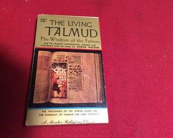 The Living Talmud, 1960 Edition