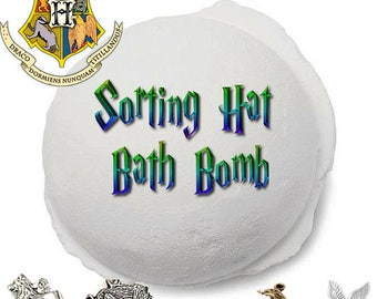 Harry Potter Sorting Hat 16 Bathbomb Party Pack