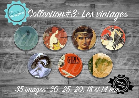 Vintage: 35 digital images