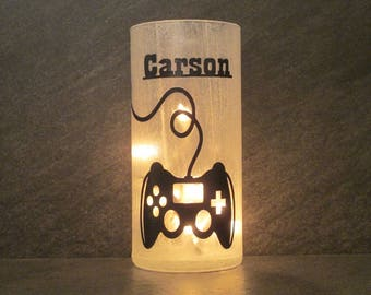 Personalized Game Controller Light