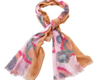 Solana Scarf Pink