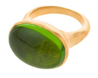 Oreana Ring Peridot (R15: 19)