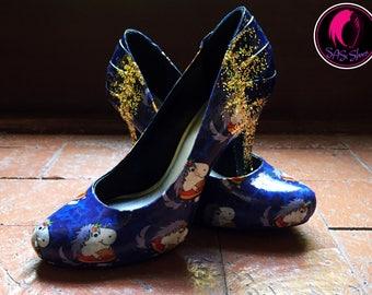 Wonder Woman Unicorn Shoes