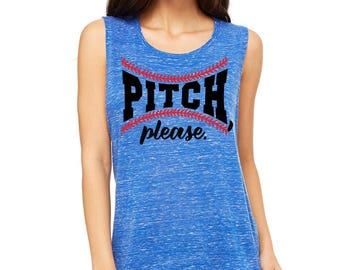 Pitch, Please tee shirt